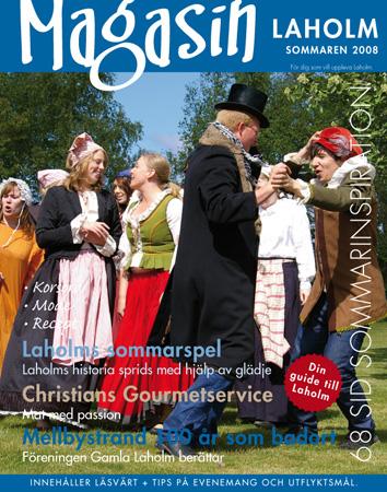 Magasin Laholm sommar 2008