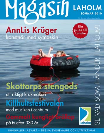 Magasin Laholm sommar 2010