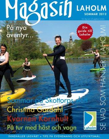 Magasin Laholm sommar 2012