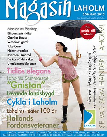 Magasin Laholm sommar 2013