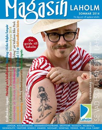 Magasin Laholm sommar 2014