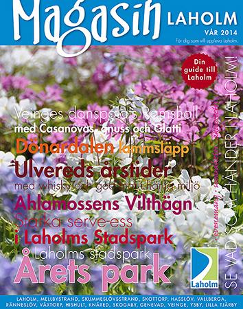 Magasin Laholm vår 2014