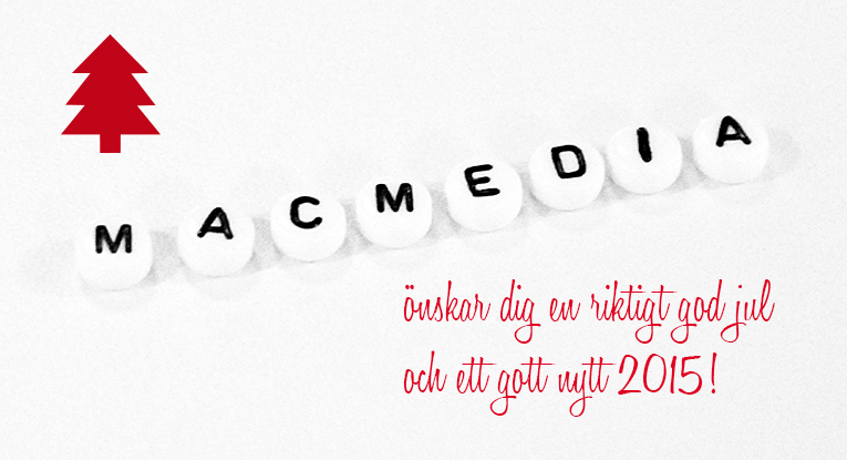 MacMedia God jul
