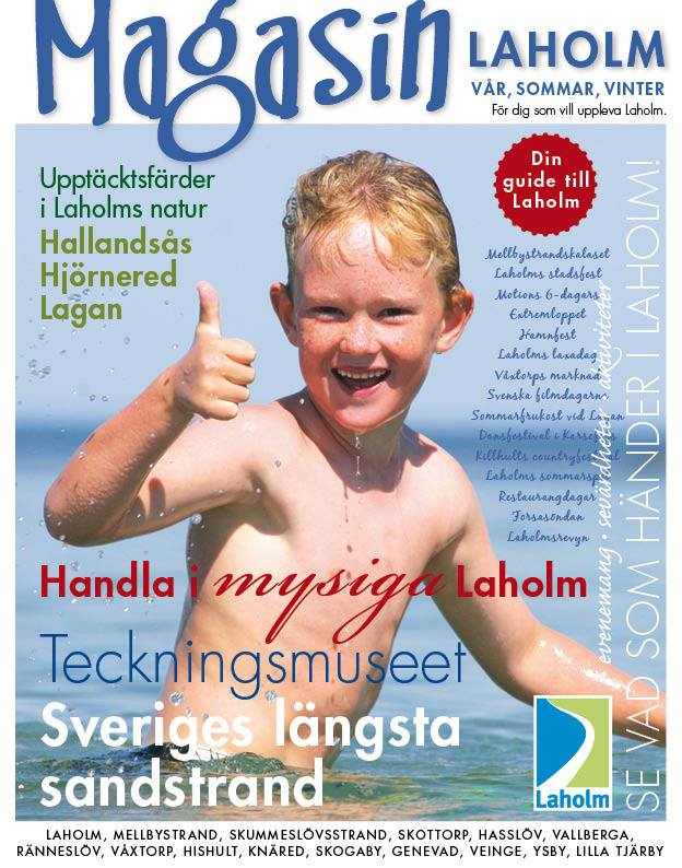 Magasin Laholm FBprofil