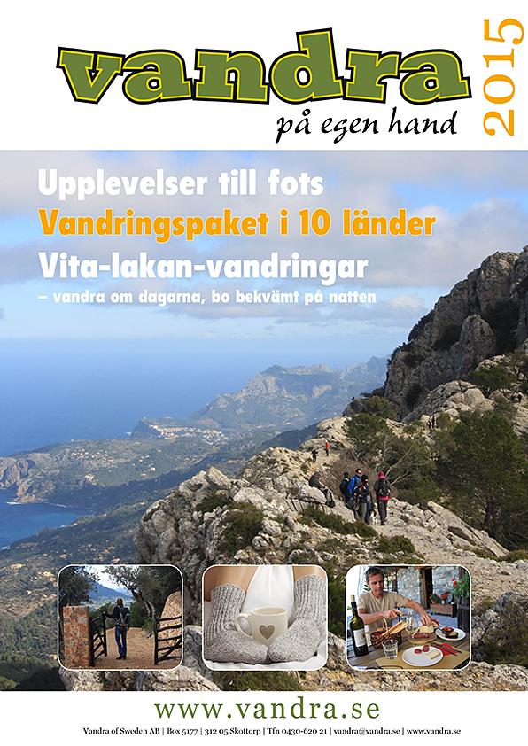 Vandra magasin 2015 L